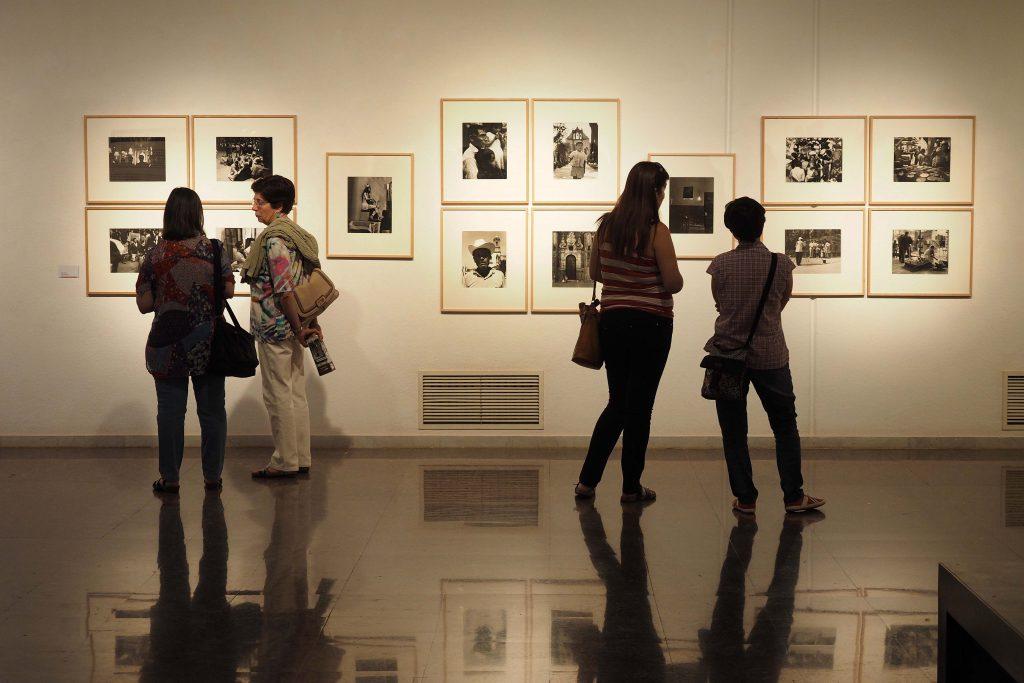 Inauguració exposició Carles Fontserè, Photocitizen. Els Projectes Pendents al Centre Cultural Terrassa. PERE DURAN / NORD MEDIA